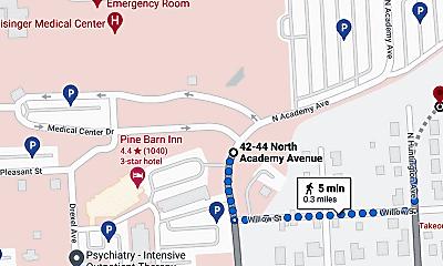 Building, 44 N Huntington Ave, 1