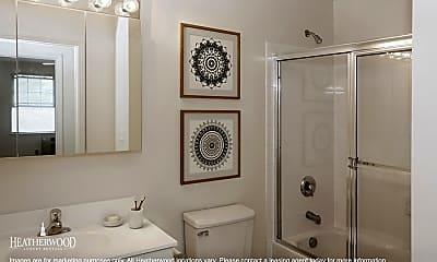 Bathroom, Medford Pond Country Club, 2