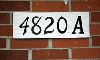 Community Signage, 4820 E Schooner Rd, 1