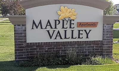 Maple Valley Apartments, 1