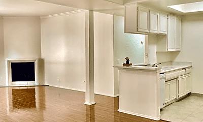 Living Room, 5405 Kester Ave, 0
