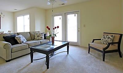 Living Room, Stone Gate, 1