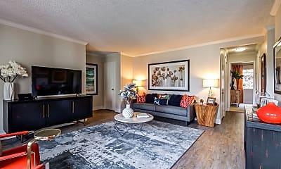 Living Room, Carlsbad View, 1