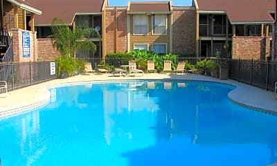 Pool, Briar Court, 1