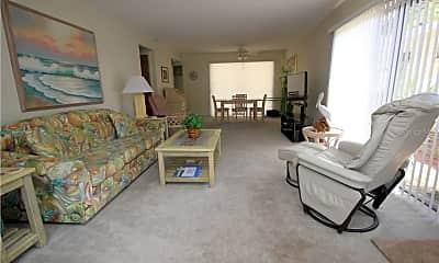 Living Room, 6005 Midnight Pass Rd S4, 1