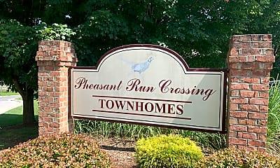 Pheasant Run Townhomesraines, 1