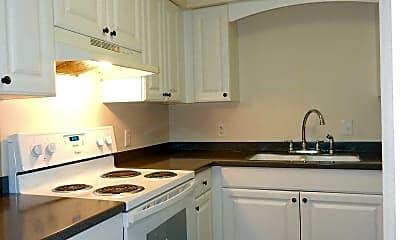 Kitchen, Heatherwood, 1