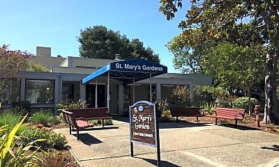 Saint Mary's Gardens, 1