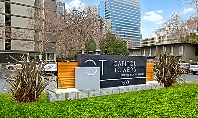 Capitol Towers, 2