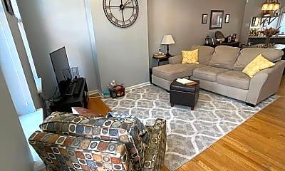 Living Room, 864 N Judson St, 2