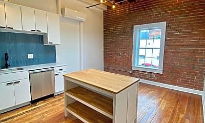 Kitchen, 1523 Oak St, 0