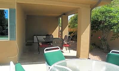 Patio / Deck, 8012 E Via Campo, 2