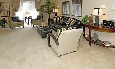 Living Room, CiderMill Village, 1