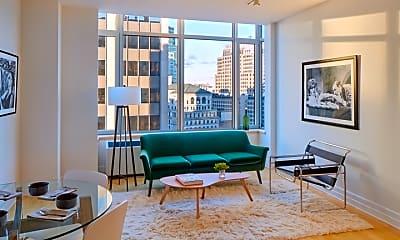 Living Room, 111 Livingston St, 0