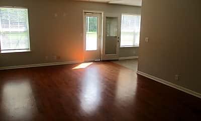 Living Room, 2821 Wellington Place, 1