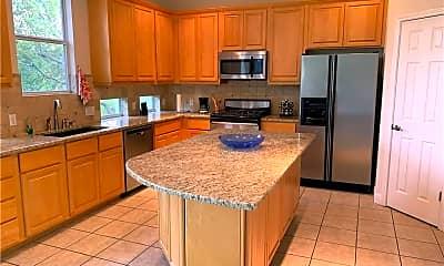 Kitchen, 6705 Fort Davis Cove A, 1