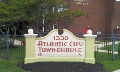 Atlantic City Townehouse, 1