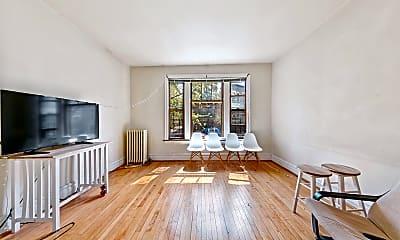Living Room, 1826 W Evergreen Ave 1, 1