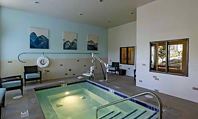 Pool, The Reserve at Everett Senior Living, 2