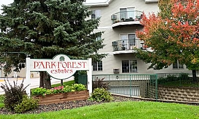 Park Forest Estates, 1