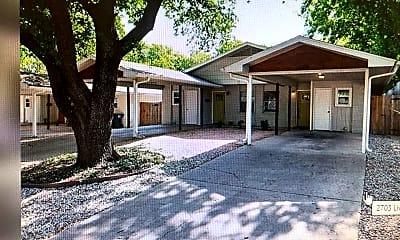 Building, 2701-2703 Livingston Ave., 0