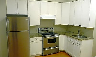 Kitchen, 1632 French St, 1