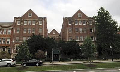 The Baltimorean Apartments, 1