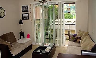 Living Room, 1225 Island Ave, 0