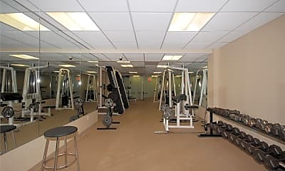 Fitness Weight Room, 2 Bay Club Dr 15D, 2
