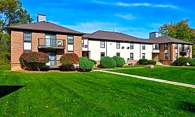 Building, Princeton Hill Apartments, 0