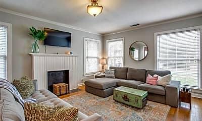Living Room, 5930 Ellsworth Ave, 1
