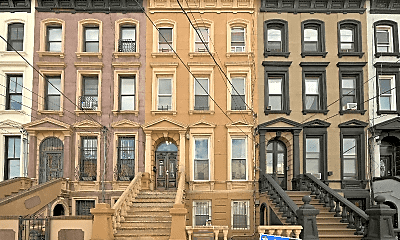 Building, 351 Communipaw Ave, 1
