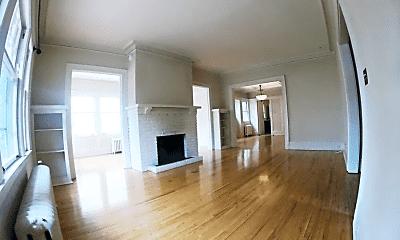 Living Room, 1212 Douglas Ave, 1