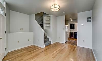 Living Room, 1205 Gough St, 1