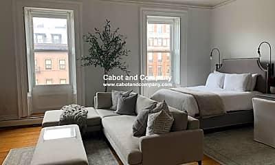 Living Room, 115 Beacon St, 1