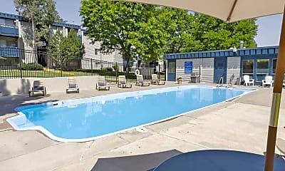 Pool, Arvada Village, 0