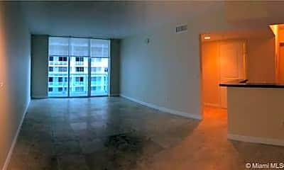 Living Room, 186 SE 12th Terrace, 1