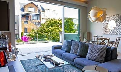 Living Room, 3871 19th St, 1