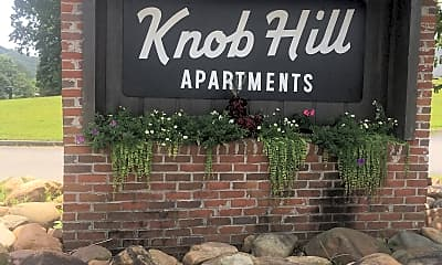 Knob Hill Apartments, 1