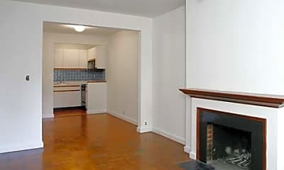 Living Room, 1569 2nd Ave, 1