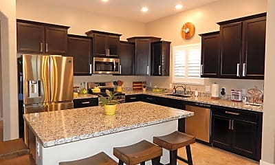 Kitchen, 9863 N Howling Wolf Rd, 1