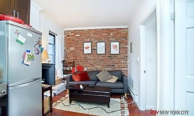 Living Room, 504 E 12th St 12, 1