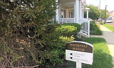 Roosevelt Manor, 1