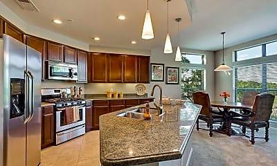 Kitchen, Muir Lake Apartments, 1