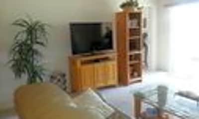 Living Room, 6870 Fairview Terrace, 1