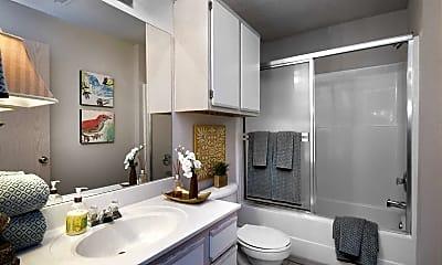 Bathroom, Grand Summit Apartments, 0