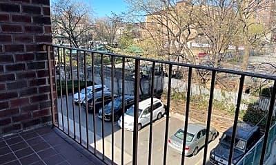 Patio / Deck, 36-41 Union St 3G, 2