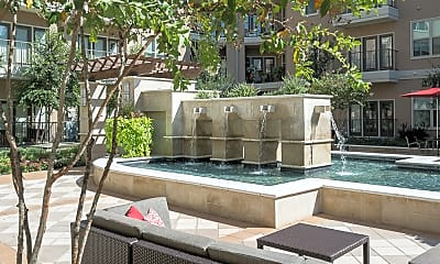 Pool, Addison Keller Springs, 0