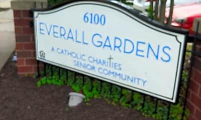 Everall Gardens, 1