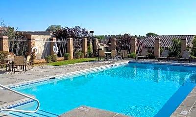 Pool, Arroyo Villas, 1